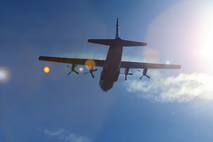 Fleet Week 2014 - 04 (fksr) Tags: sanfrancisco airplane airshow sanfranciscobay blueangels fleetweek fatalbert 2014 c130hercules