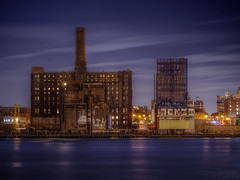 2014-09-07 - 022-027 - HDR (vmax137) Tags: park new york city nyc ny brooklyn river manhattan sugar east panasonic domino refinery hdr 2014 dmcgh2
