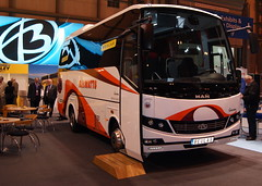 Euro Bus Expo 2014 (chrisbell50000) Tags: show uk england bus birmingham expo euro centre united transport kingdom exhibition national passenger nec midlands 2014 chrisbellphotocom eurobusexpo2014