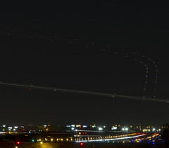 ORD Night ( in explore) (MIDEXJET (Thank you for over 2 million views!)) Tags: chooseohare fly2ohare flyohare