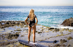 Sony A7R RAW Photos of Pretty, Tall Blond Bikini Swimsuit Model Goddess in Seaside Bluff Cliff! Carl Zeiss Sony FE 55mm F1.8 ZA Sonnar T* Lens! Lightroom 5.3 (45SURF Hero's Odyssey Mythology Landscapes & Godde) Tags: woman sun hot beach girl beautiful beauty fashion lens t photography la losangeles model women surf modeling gorgeous goddess longhair posing lifestyle 55mm bikini tall brunette thin f18 shape swimsuit fit longlegs lightroom carlzeiss sandsurf sexyhot bikinimodel 45surf sonyfe zasonnar sonya7rrawphotos ofprettyblond bikiniswimsuitmodelgoddessinseasidebluffcliffcarlzeisssonyfe55mmf18zasonnartlenslightrosonya7rrawphotosofprettyblondbrunettebikiniswimsuitmodelgoddessinseasidebluffcliff swimsuitmode