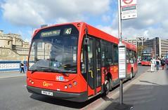 ELS 9 YR52VFJ (PD3.) Tags: uk england bus london buses ahead go sightseeing central 9 east seeing sight els scania psv pcv lancs goahead vfj yr52 yr52vfj els9