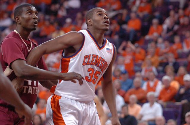 Clemson Basketball vs. Florida State - 2007