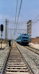 MAQ Metro Anfq al-Qhirah    (Franky De Witte - Ferroequinologist) Tags: de eisenbahn railway estrada chemin fer spoorwegen ferrocarril ferro ferrovia