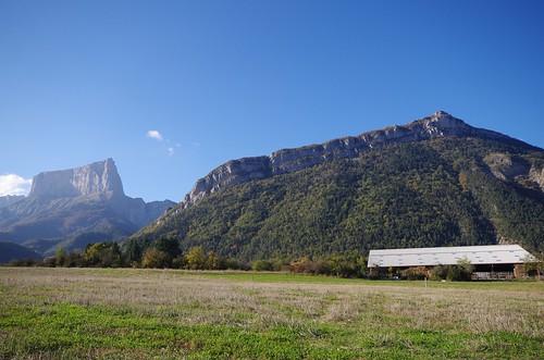 Trièves et Mont Aiguille