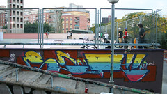 Catu (VatuaL'Olla) Tags: barcelona graffiti y milano bcn hiphop hip hop varese 2014 catu lolla ritmos vlo valvulas vatua vatualolla ca7u