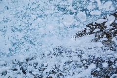Ocean Spray (Konrad Kasperski) Tags: ocean blue sea beach water spray shore