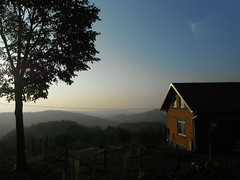 zalazak sunca na Gledikim planinama (jecadim) Tags: sunset mountains tree nature trekking landscape view serbia srbija umadija adinelivade adinelivadebajetina