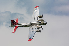 1--8144-SIG ( David Gunter) Tags: sky plane airplane fly flying wings aircraft wwii wing ww2