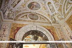 Vatican Museums - Italy (Naomi Rahim) Tags: travel italy vatican rome roma church architecture religious nikon europa europe italia interior ceiling ornate fresco romancatholic vaticancity travelphotography nikond7000