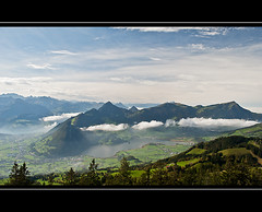 high sky, low clouds (DeCo2912) Tags: alps clouds see wolken alpen sattel urner hochstuckli lauerzer