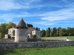 Château de La Brède (XIVe-XIXe), Gironde (33), demeure de l'écrivain Montesquieu (1689-1755) [Explore du 23 octobre 2014] (Yvette G.) Tags: 33 château aquitaine écrivain montesquieu gironde labrède châteaudelabrède demeuredelesprit