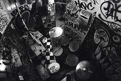 Los Brujos Negros (i o k E // Delirium Tremens) Tags: rock bar cafe garage roll hensley