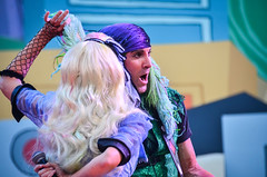 DCA - Mad T Party (EverythingDisney) Tags: halloween set alice band disney dca dlr aliceinwonderland perf disneycaliforniaadventure marchhare madtparty datalice