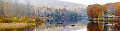 Sebec Lake in Sebec, Maine USA (Greg from Maine) Tags: autumn nature reflections landscape maine scenic newengland peaceful calm sebec sebeclake piscataquiscounty mainehighlands sebecmaine