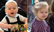 Harper Beckham là đứa trẻ lý tưởng với các gia đình Anh