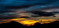 Melting Glass (El Dragonauta) Tags: travel sunset italy mountains alps nature canon landscape europe sundown 85mm f25 stelvio 400d