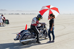 oc indian #1. el mirage, ca. 2014. (eyetwist) Tags: california lake hot west color dusty clock car bike race racecar speed photoshop nikon desert indian horizon elmo fast dry el racing dirty southern dirt lakebed socal american highdesert cycle mojave land motorcycle driver mirage nik orangecounty dust nikkor oc motorsports processed meet arid gofast association mojavedesert silt elmirage faster timing drylake scta cs6 lsr drylakes landspeed eyetwist nikcolorefex efex elmiragedrylake d7000 landspeedracing eyetwistkevinballuff southerncaliforniatimingassociation nikond7000 18200mmf3556gvrii october2014