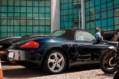 Porsche Boxster (Jeferson Felix D.) Tags: canon eos spider convertible spyder porsche boxster cabrio cabriolet conversivel porscheboxster 18135mm 60d canoneos60d