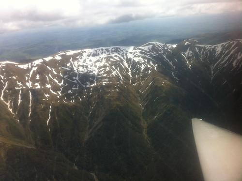 KY sawtooth ridge, Kawhatau - 25 Oct 14