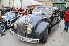 20140112 Paris - La traverse de Paris - Chrysler Airflow -(1934-37)- (anhndee) Tags: paris france frankreich iledefrance classiccars voituresanciennes