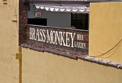 Brass Monkey (tony.evans) Tags: park city nyc newyorkcity sea usa ny newyork castle church ferry museum brooklyn america port river volkswagen subway us marine time harbour fort manhattan library taxi aviation unitedstatesofamerica worldtradecenter union rockefellercenter nypd un maritime unitednations concorde intrepid guggenheim empirestatebuilding statueofliberty wallstreet statenisland rockefeller grandcentral georgewashington unionsquare flatironbuilding governorsisland highline novotel ussintrepid highmile newjerseyhighmile