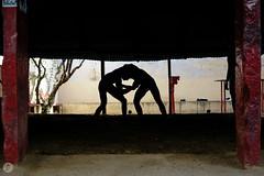 Wrestlers Varanasi India Danny Fernandez Photography (10 of 16) (Danny Fernandez) Tags: varanasi wrestlers travelphotography amhara kushti vsco documentaryphotographyindia x100s documentarytravelphotography dannyfernandezphotography