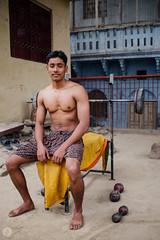 Wrestlers Varanasi India Danny Fernandez Photography (11 of 16) (Danny Fernandez) Tags: varanasi wrestlers travelphotography amhara kushti vsco documentaryphotographyindia x100s documentarytravelphotography dannyfernandezphotography