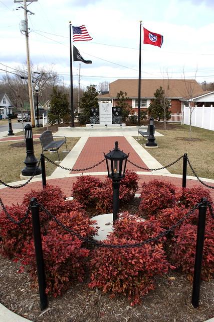 Humphrey's County Veterans Memorial - Waverly, TN