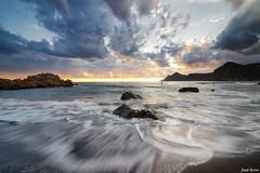 Playa del Lastre (Legi.) Tags: sunset atardecer nikon d600 portmn playadellastre