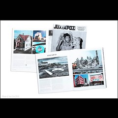 'Pictures in print' A shout to the @nuartfestival artists & crew and those lovely folks @juxtapozmag. #wallkandy #nuart #art #graffiti #streetart #stavanger #norway #fb #f #t #juxtapoz #published (Photos  Ian Cox - Wallkandy.net) Tags: street streetart art norway canon ian photography graffiti stavanger published gallery document cox juxtapoz nuart 2014 wallkandy