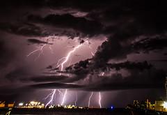 Stormy Night (betadecay2000) Tags: beta storm darwin northern territory gewitter nacht blitz blitze lightning wolke wolken cloud clouds 31072017 2017 stokes wharf hill nite langzeitbelichtung gewitterstimmung himmel