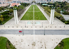 Miradouro do Parque Eduardo VII