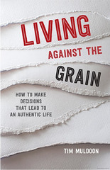Living Against The Grain (CatMacBride) Tags: book cover