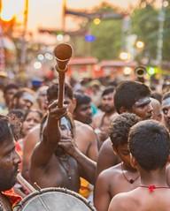 Trumpet (Padmanabhan Rangarajan) Tags: kapaleeswarantemple carfestival chariot 63 arubathi moovar mylapore temple festival chennai shiva procession