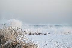 Y de Como Caí Dentro de un Café con Nata (Tomás Hornos) Tags: ola wave agua mar sea playa almuñécar d3200 splass espuma