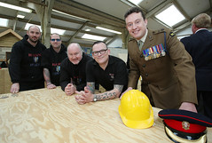 """Building Heroes & Chichester College Joint Armed Forces Covenant Signing • <a style=""""font-size:0.8em;"""" href=""""http://www.flickr.com/photos/146127368@N06/33184064360/"""" target=""""_blank"""">View on Flickr</a>"""
