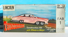 Thuderbirds Lady Penelope's FAB 1 Construction Kit With Electric Motor By Lincoln International England Hong Kong 1965 : Diorama Bonneville Salt Flats - 1 Of 24 (Kelvin64) Tags: thuderbirds lady penelopes fab 1 construction kit with electric motor by lincoln international england hong kong 1965 diorama bonneville salt flats