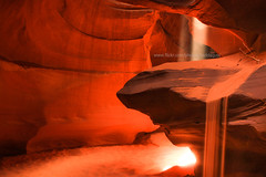 Sunbeam in the Slot Canyon (Antelope Canyon) (baddoguy) Tags: accidentsanddisasters adventure antelopecanyon aridclimate arizona awe beautyinnature bizarre bright canyon cave colorimage dark desert drought dust environment eroded famousplace geology heattemperature hollow horizontal landscape majestic mystery narrow nationalpark naturallandmark nature navajosandstone nopeople outdoors pagearizona pattern photography rockobject rockformation rockstrata sandstone scenics slot southwestusa spirituality stonematerial sunbeam sunlight textured tourism traveldestinations usa weather