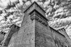 Castelvecchio (D. Lorente) Tags: dlorente diurna nikon monument monocromo monumento castillo bw bn verona