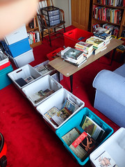 2017_04_150008 (Gwydion M. Williams) Tags: books bookcases sorting coventry britain greatbritain uk england warwickshire westmidlands chapelfields sirthomaswhitesroad