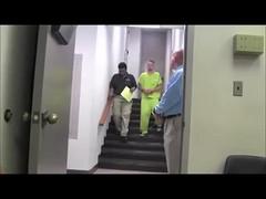 My_film24 (georgviii4) Tags: arrest jail handcuff uniform inmate