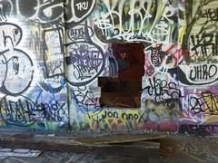 sgs7 (daily observer) Tags: philadelphia abandoned abandonedphiladelphia abandonesrailroadstation abandonedtrainstation urban urbandecay graffiti philadelphiagraffiti