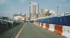 Manchester (523) (benmet47) Tags: street city urban buildings architecture film zenit 12xp zenit12xp sirius sirius2828 canoscan9000f