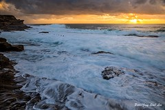 Morning sea (jongsoolee5610) Tags: seascape sydneyseascape sydney australia wave sea sunrise sydneysunrise maroubra morningsea