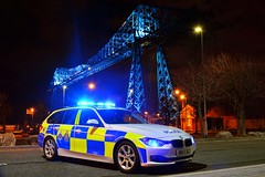 Tango 325 (S11 AUN) Tags: durham constabulary bmw 330d 3series xdrive touring anpr police traffic car rpu roads policing unit 999 emergency vehicle policeinterceptors middlesbrough teesside transporter bridge cleveland nk13dgz