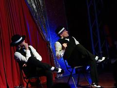 24/3/16 - Crazy Dream Circus (a_amerio) Tags: viacecchi circus dream crazy mister david larry rossante