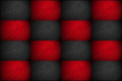 Egyptian Cotton (andycurrey2) Tags: macrodreams egypt macromondays clothtextile fabric cotton abstract pattern red black hmm canon art