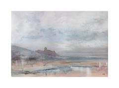 Le Fort Lalatte (Yvan LEMEUR) Tags: fortlalatte côtedemeraude aquarelle ambiance rivage acuarela watercolour