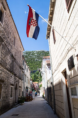 Croatia (anphalas) Tags: croatia ruin wreck war ljubljana kupari ston boat cavtat sea azure blue dubrovnik tree sunset cat cats sail street temple castle church sailor roof flag clam rock mountain hill hills garbage trash green fort fortress dragon mostar travel trip summer bosnia slovenia plitvice national park thrones game waterfall water rainbow
